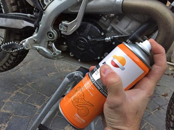 desengrasante repsol moto trial