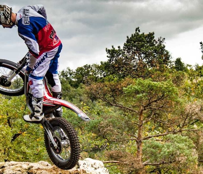 Electric Motion eléctricas de trial