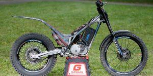 gas gas txte egd motor electrico trial