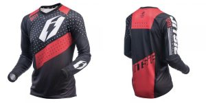 jitsie data camiseta trial rojo