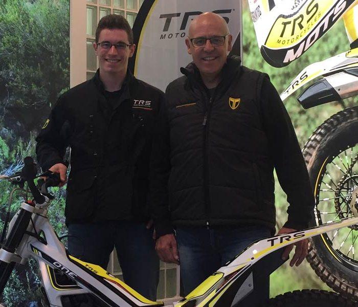 Sam Obradó se incorpora al equipo de competición de TRS Motorcycles