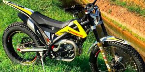trs xtrack 250 trial excursion