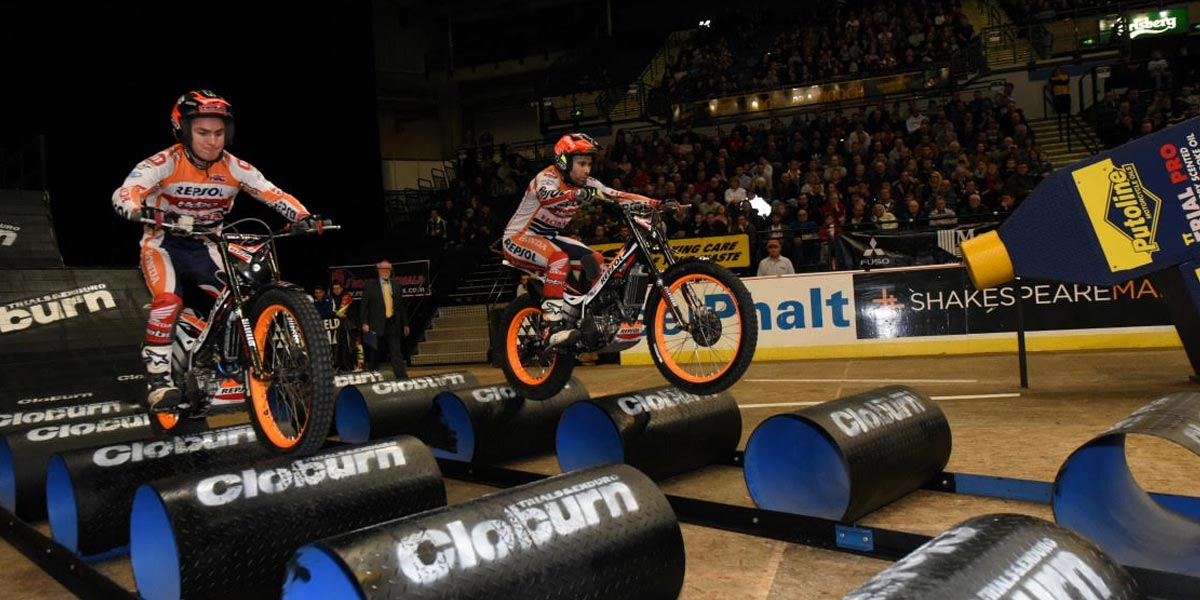 toni bou trial indoor sheffield 2017