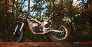 video electric motion sport trial