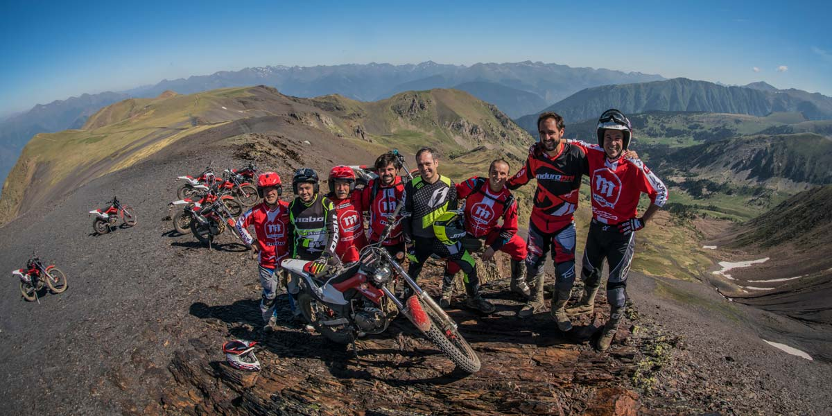 montesa 4ride trial excursion