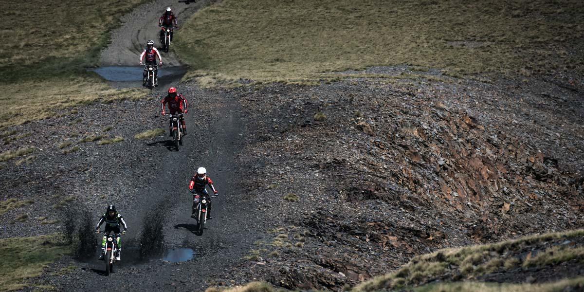 montesa 4ride trial excursion