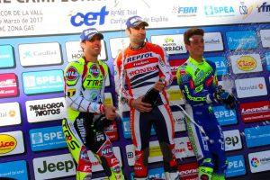 podium trial mallorca 2017