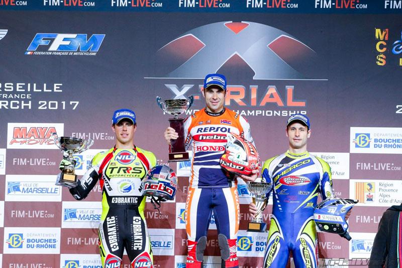 podium xtrial marsella 2017