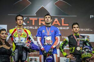 podium xtrial championship 2017