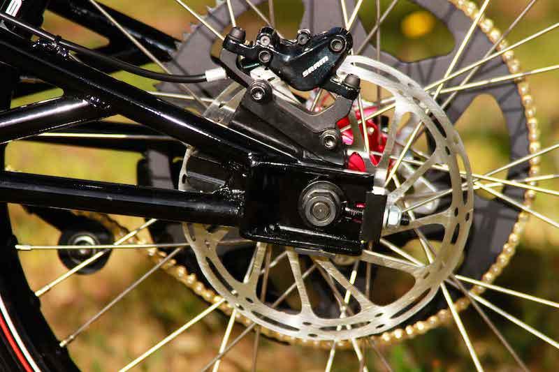 oset bikes 24.0 racing electrica
