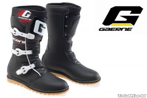 botas gaerne de trial classic negro