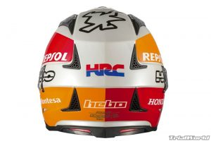 casco hebo montesa team