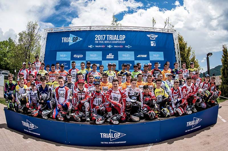 riders trial wtc 2017