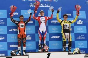 podium trial125 japon 2017
