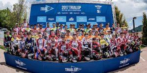 pilotos mundial trial 2017 camprodon