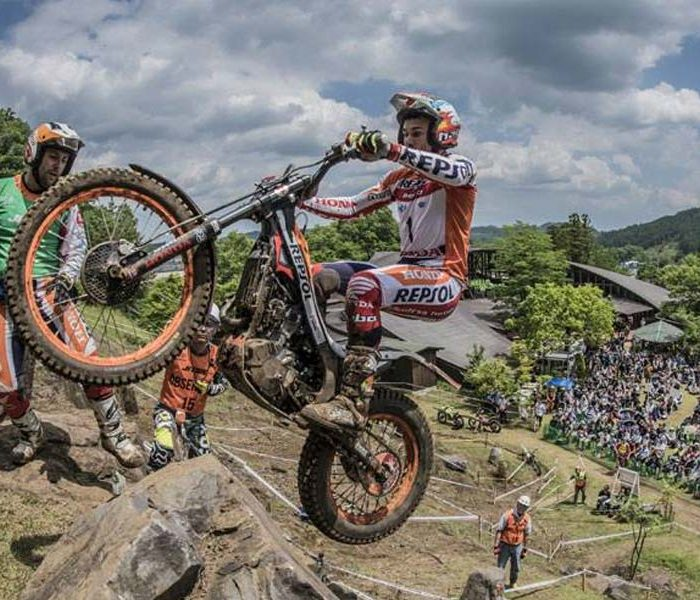 mundial trial japon