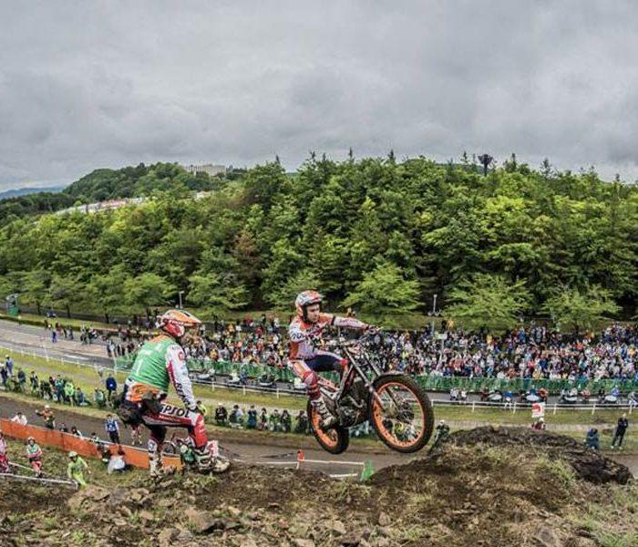 VIDEO | Resumen Campeonato del Mundo Trial GP Japon