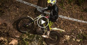 video trs one 125 eric miquel