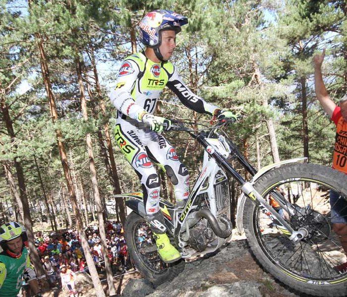 Adam Raga frena en Andorra la racha ganadora de Toni Bou