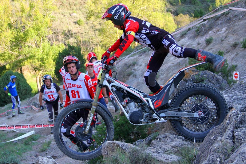 pau martinez cet trial 2017