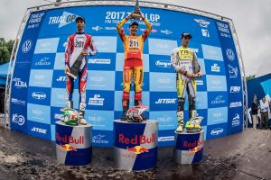 podium trial2 francia