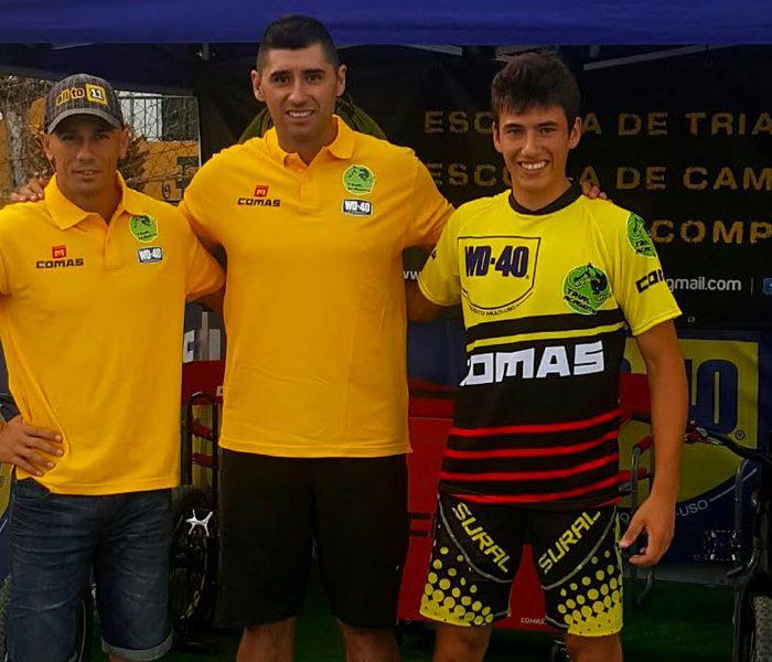 Dani Comas presenta su nuevo equipo de BikeTrial | Team Comas & WD – 40
