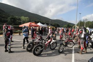 Aprender tecnica moto de trial