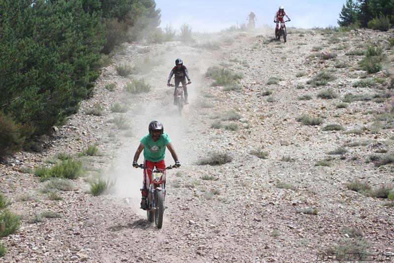 Excursión Moto de Trial