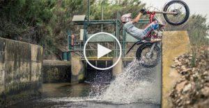 video arnau farre gas gas trial 2017