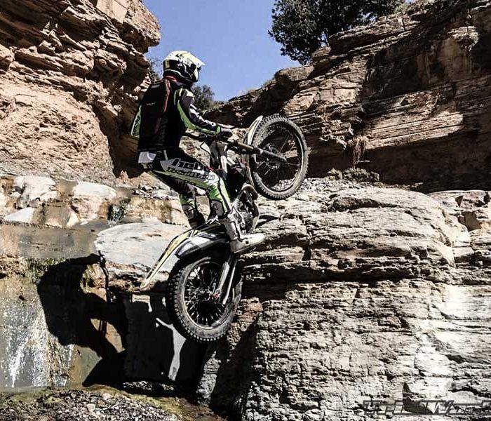Aventura en moto de Trial por Marruecos – Edición 2017