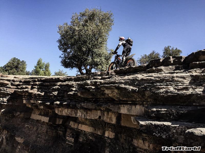 marruecos aventura trial