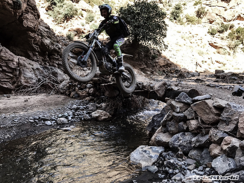 marruecos aventura trial trrs