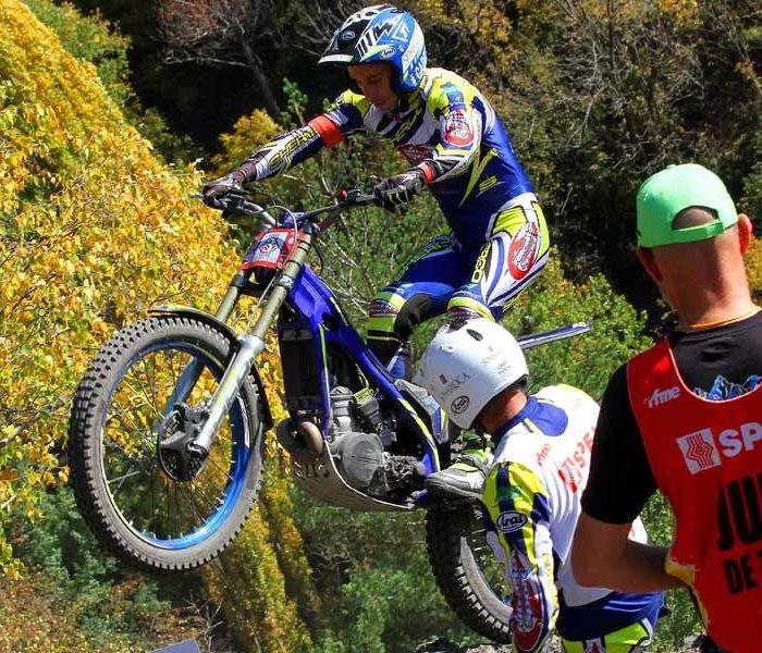Victoria para Cabestany y título para Bou en el CET de Andorra