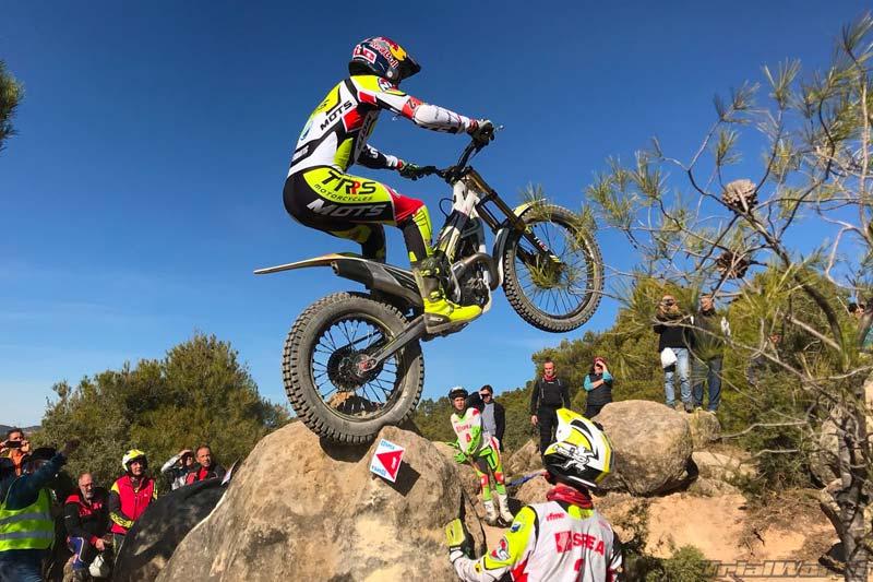 Adam Raga Campeonato de España 2017