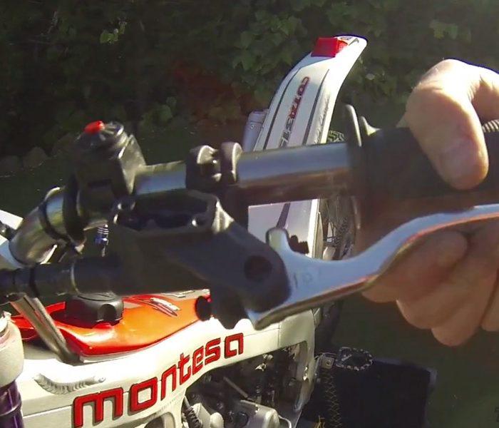Tutorial | Purgar el embrague de una moto de trial