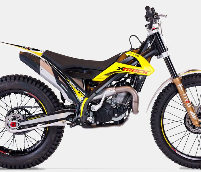 TRS X-Track 250 de Trial Excursion