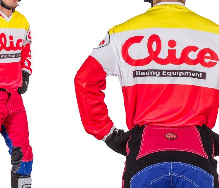 Clice lanza la equipación Classic Vintage inspirada en Trial Clásico