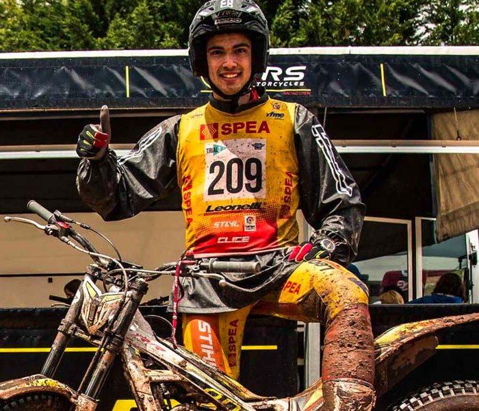 Marc Riba renueva con TRS y competirá en el Nacional de Francia
