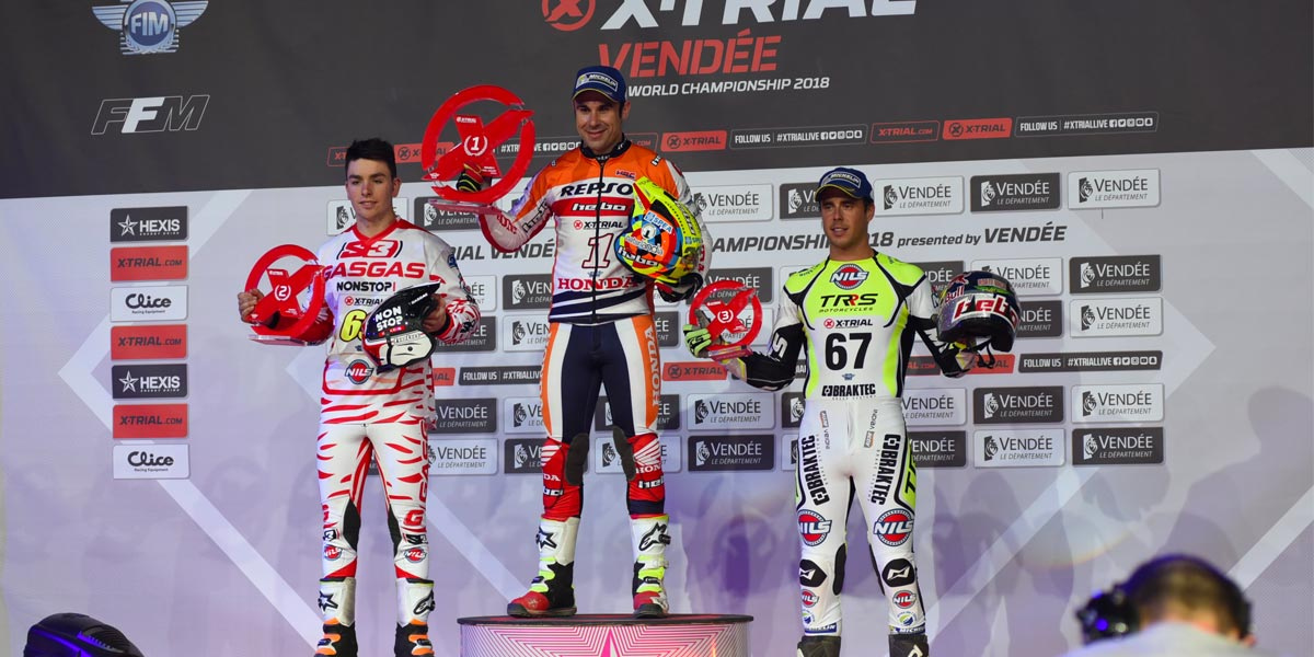 podium xtrial 2018 vendee