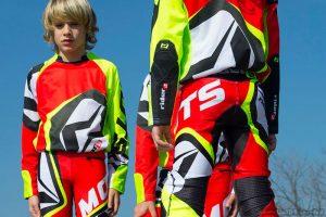 equipacion trial infantil mots rider2 junior