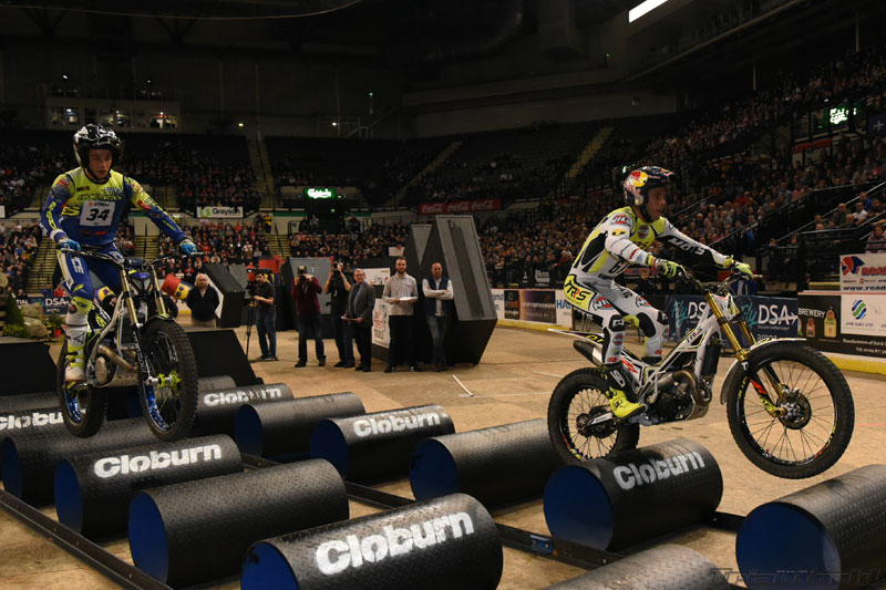raga gelabert trial indoor sheffield