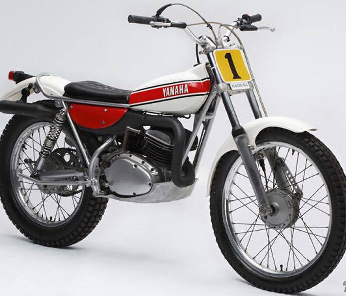 Yamaha TY 250 1973 Competition Spec