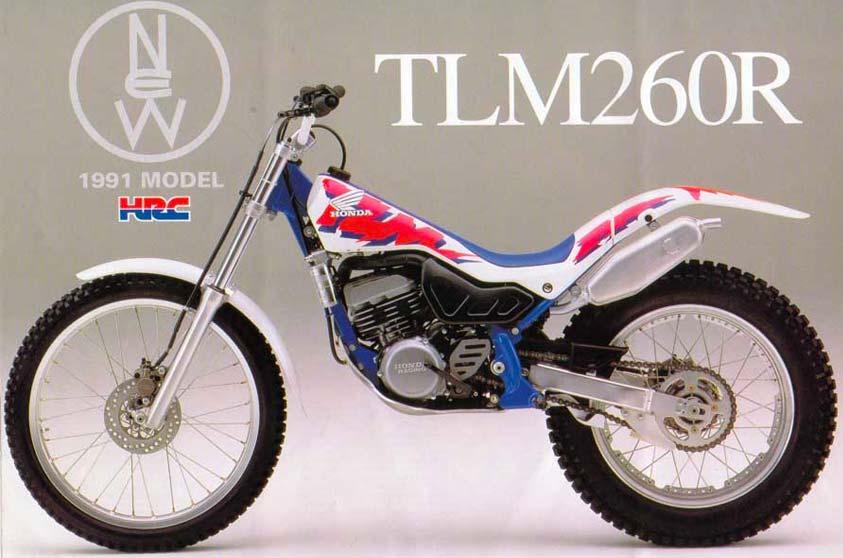 Honda-tlm-260r