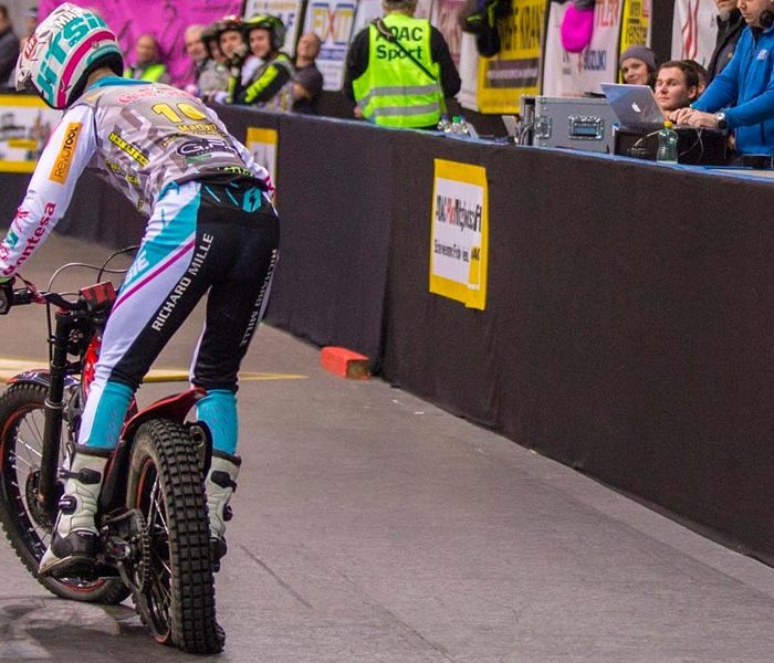 VIDEO | Trial Indoor Hallentrial Ingolstadt 2018