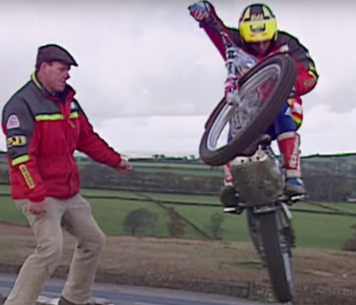 Documental familia Dougie Lampkin 1994 | VIDEO