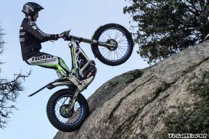 sherco factory 2018 trial