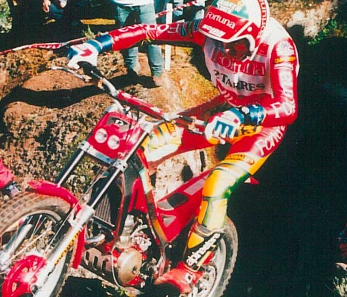 VIDEO | Campeonato del Mundo de Trial 1995 (UK)