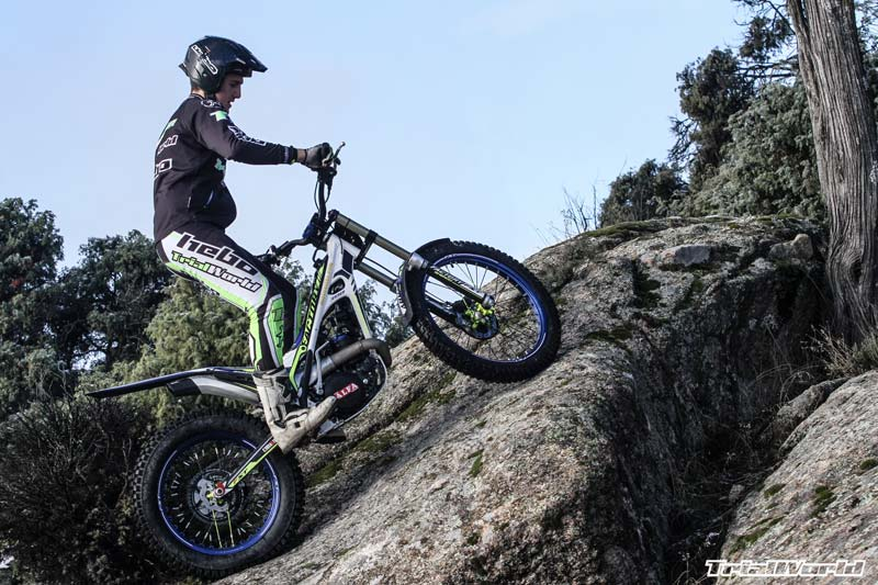 Sherco St 300 Factory 2018 Trial 2