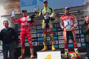 podium tr1 cet trial siguenza 2018