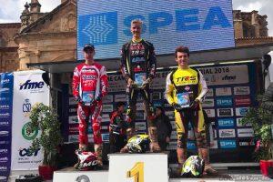 podium tr2 cet trial siguenza 2018
